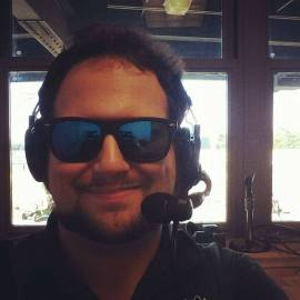 Broadcaster Selfie